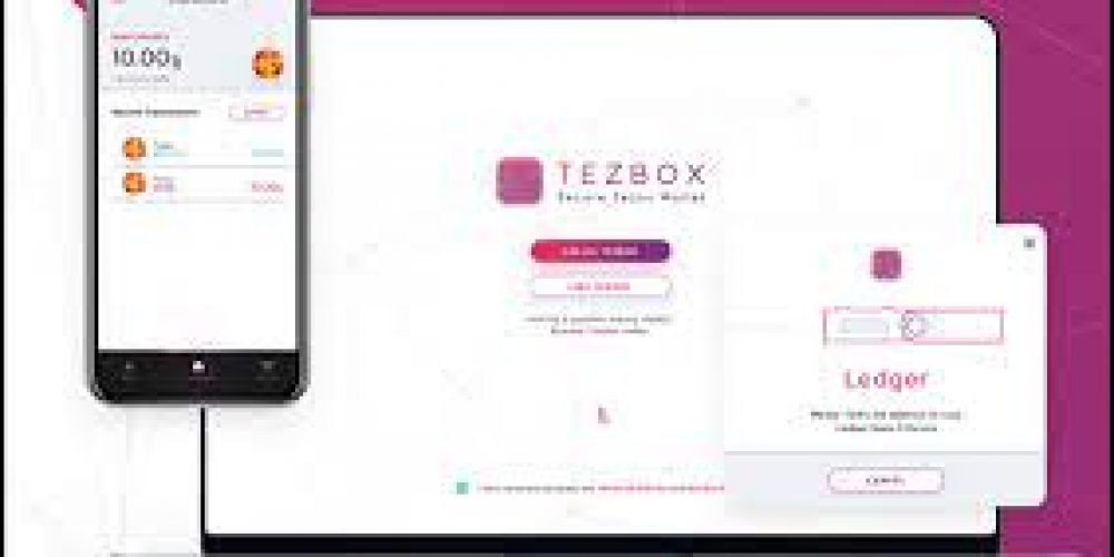 Is it possible to restore wallets in tezbox?